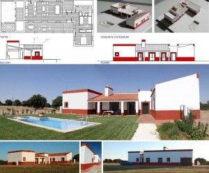 Construcción de casa unifamiliar en Madrid con profesionales