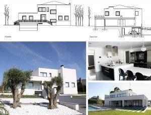 Unifamiliar de diseño en Madrid con la mejor calidad precio