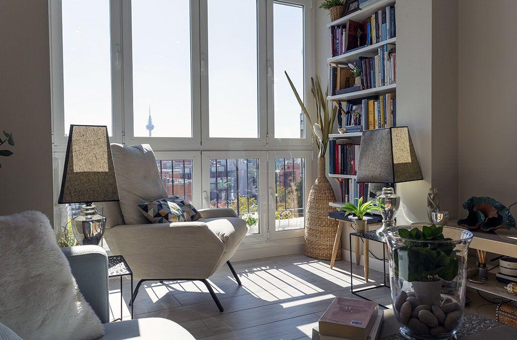 Foto Reforma de vivienda en Madrid - Sala de Estar