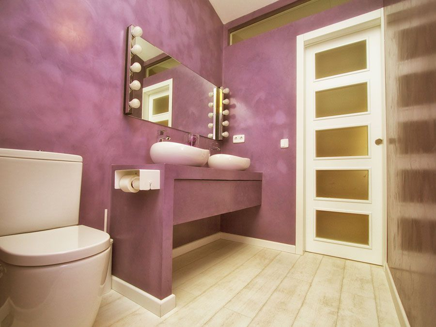 Foto de Reforma de Baño en Madrid, baño de diseño estilo moderno