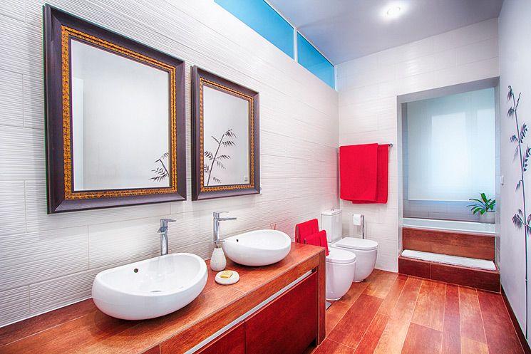 Foto de Reforma de Baño de diseño en Madrid