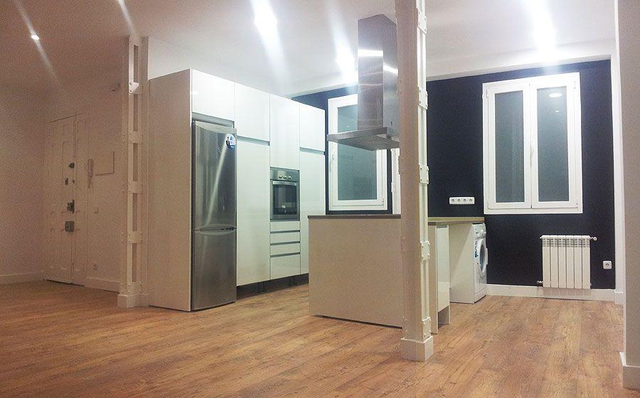 Foto Reforma tu Cocina en Madrid con funcionalidad
