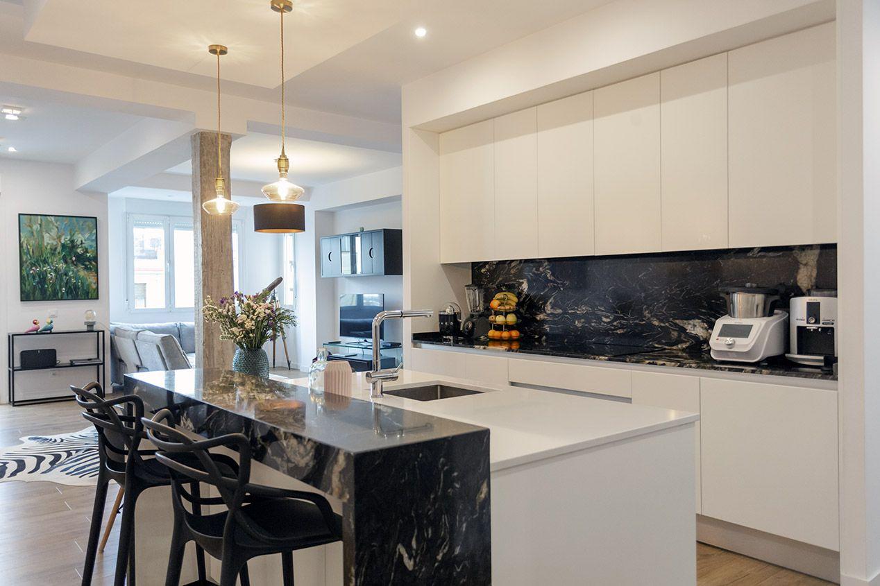 Foto - Tu cocina en Madrid reformada por profesionales