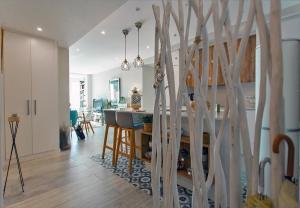 Foto Casa reformada en Madrid - Cocina